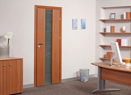 Celosklenené dvere